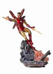 Avengers End Game Ironman Mark 85 1/10 Statue Dx Ver [1-881