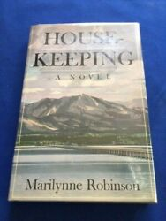 Housekeeping - First Edition By Marilynne Robinson - First Book