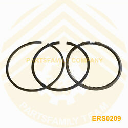 Engine Piston Ring For Mitsubishi S4l S4l2 Compact Tractor Tcm Forklift Loader