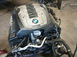 Bmw N62b48tu Engine 4.8l E6x 270kw 362hp Price For Full Swap Tested. Complete.