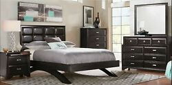 Furnish Your Room W/ 1 Purchase - Queen Bed - Full Bedroom Set Dresser Cabinet