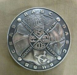Berlin Air Safety Center Basc Usa Brits French And Soviet Challenge Medal Coin