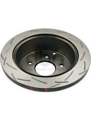 2 X Dba T3 Slotted Rotor For Holden Caprice Wk Dba4041s