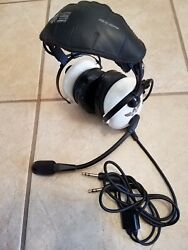 Avcomm Aviation Products Ac-920pnr White Knight Headset Works With Issues