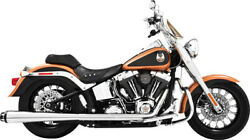 Freedom Performance Hd00293 American Outlaw Dual Exhaust System