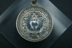 † 19th Immaculate Heart Of Mary Penin Poncet Sterling Miraculous Medal France †