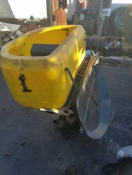 Fisher 500 Tail Gate Spreader Fisher Plows