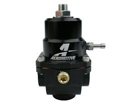 Aeromotive X1 Series Carb Standard Bypass Regulator Orb-08 In/out Port 13304