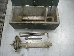 Mueller Drilling Tap Machine Cat Dh-2 Model 1 Free Shipping