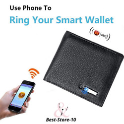 Smart Wallet Anti Lost Intelligent Bluetooth Purse for Android & iPhone Original