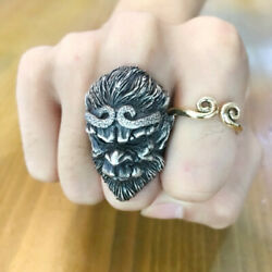 Monkey King Hero Is Back Ring Silver/brass Jewelry Collectible Gift Custom-made