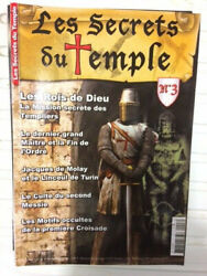Magazine The Secrets The Temple No ° 3 Of 2008 - The Kings Of Dieu Ca120