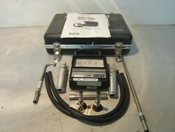 Alnor Velometer 6006 A P, Case, Manual And Attachments