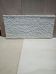 HO N Scale Cut Stone Retaining Wall Small Blocks