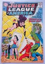 Dc 12andcent Comic 1963 Justice League Of America 23 Jla - Wonder Woman / Flash