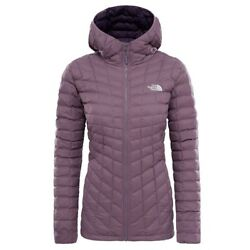 The 220 Womens Thermoball Hoodie Jacket Plum 100 Authentic