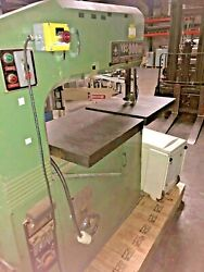Jet Vbs 900 Vertical Bandsaw Band Saw Jet Equipment And Tools