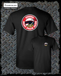 Dodge Scat Pack Club Licensed T-Shirt - Retro Style Super Bee Mopar Muscle Car $15.95