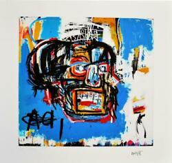 Jean-michel Basquiat Untitled Limited Edition 2 Of 30