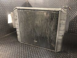 2021741 Radiator Hyster S30xm Forklift Good Used Parts