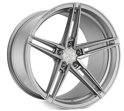 20andrdquo Rohana Rfx15 Concave 20x10 20x11 Wheels Rims For Ford Mustang 2015 - 2021