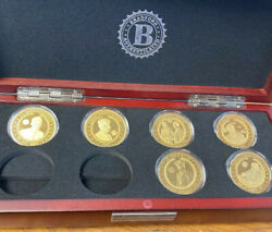 Jfk 100th Anniversary Proof Coin Collection Bradford Exchange