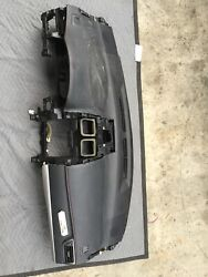 2017 Toyota Camry Dashboard Oem. Black-red-silver