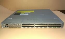Cisco Ds-c9148s-k9 Mds 9148s 16g Multilayer Fabric Switch 12 Active Ports Tes Ii