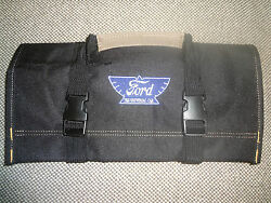 Ford/ Ford Model-t/model-a Logo Canvas Tool Roll