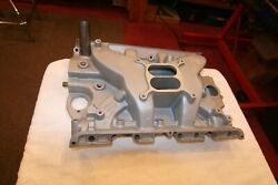 Ford Mustang 427 Sidewinder Intake Manifold C6ae-9424-j Mint Condition