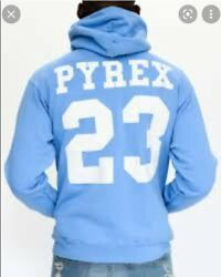 Pyrex Vision Religion Hoodie Off-whiteby Virgil Abloh Kanye Rare Size Small.