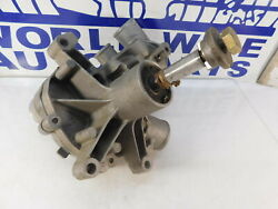 Volvo 262 264 265 Water Pump 1218096 Complete New Old Stock With Back Housing