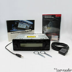 Becker Indianapolis Be7920 Cd Mp3 Wma Navigation Ensemble Complet Aux-in Kit
