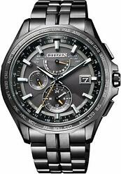 New Citizen Attesa Eco Drive Double Direct Flight At9097-54e Menand039s Watch Japan