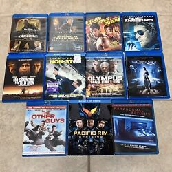 Pre-owned Blu-rays For Sale From Personal Collection - Titles N To S