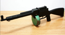 Toy Automatic Ppsh.shpagin Toy Submachine Gun.collector's Slot Machine