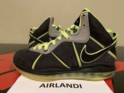 Nike Lebron 8 112 Pack Friends And Family Size 9.5 Sample H010 Mnbskt 186249826