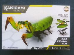Kamigami Remote And App Controlled Figures Robots Mantix