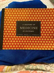 A History Of Medicine In Pictures Volume 2 1958 Parkedavisand Company