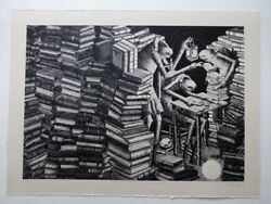 Phlegm Documenting Everything There Ever Was And Will Be Art Print Rare Limited