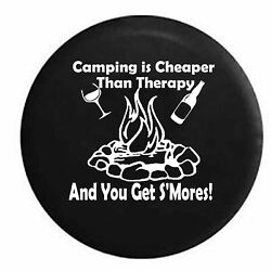 Spare Tire Cover Camping Is Cheap And You Get S'mores Travel Rv Accessories