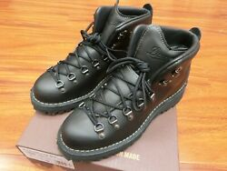 Danner Mountain Light Ii Boots 5 Black 30860 Made In Usa