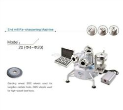 New End Mill Re-sharpening Machine Brand New Vw