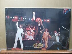 Boston Vintage Poster American rock group 1977 Inv#G4961