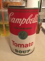 Clean Dazey 1970and039s Campbells Tomato Soup Can Opener