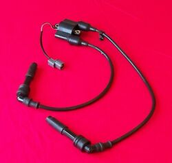 Kawasaki Ignition Coil Pack Wires 2 3 2004 04 2004 Stx 12f 15f 03 2003