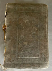 1554 Musculus Bible Commentary Gospel Of John Reformation Banned Book Rare