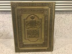 Haggadah For Passover Silver Plate Covers By Arthur Szyk Croth Ramat Gan Israel