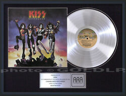 KISS DESTROYER LP Record Award rare cd disc collectible gift