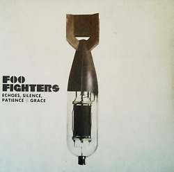Foo Fighters - Echoes Silence Patience And Grace Vinyl Lp New/sealed In Stock
